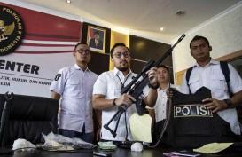 Rusuh 21 - 22 Mei : Penembak Harun dan Abdul Aziz Gunakan Senjata Nonorganik