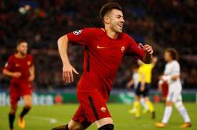 Stephan El Shaarawy Setuju ke China, AS Roma Negosiasi…