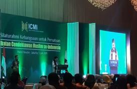 Di hadapan Elit ICMI Wapres JK Ingatkan Jaga Rasa Keadilan