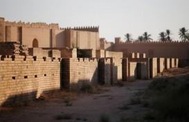 Kota Kuno Babilonia Ditetapkan Sebagai Warisan Dunia