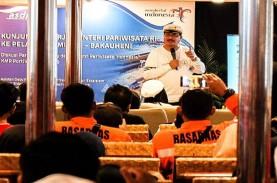 Menteri Arief Yahya Dorong PT ASDP Jadikan Pariwisata…