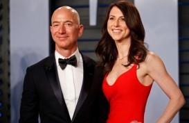 Perceraian Orang Terkaya Dunia : Cerai dari Jeff Bezos, MacKenzie Kebagian SahamAmazon Senilai US$38,3 Miliar