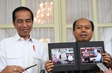 Jokowi Kenang Dedikasi Sutopo BNPB Semasa Hidup