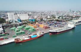 Pelindo IV Tambah 6 Unit RTG di Makassar New Port