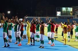 Hasil Piala Afrika : Madagaskar Mengejutkan, Lolos ke Perempat Final