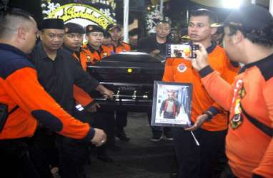 Pemakaman Sutopo Purwo Nugroho Secara Militer di Boyolali