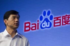 CEO Baidu Robin Li, dari Kecerdasan Buatan hingga…