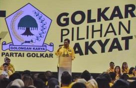 Calon Ketua Umum Golkar : Restu Jokowi Menentukan?