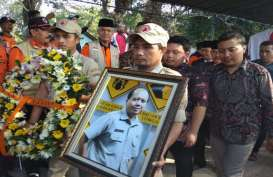 Foto-foto Suasana Pemakaman Sutopo BNPB di Boyolali