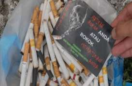 Pemerintah Terus Didesak Perjelas Aturan Iklan Rokok di Media Daring