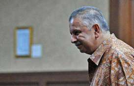 Kasus PLTU Riau-1 : Eksepsi Sofyan Basir Ditolak