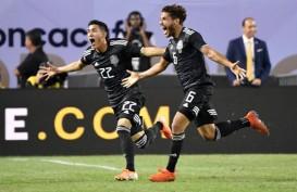 Meksiko Libas Amerika di Final, Juara Gold Cup 8 Kali