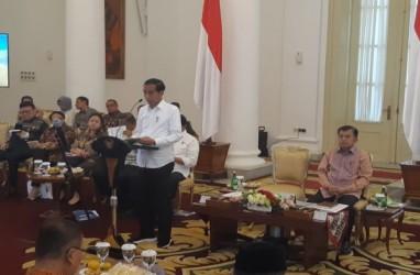 Rapat Kabinet Paripurna : Menteri-Menteri Ini Kena Sentil Presiden Jokowi