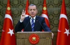 Erdogan Ingatkan Bank Sentral agar Ikuti Arahan Pemerintah