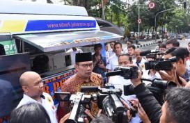 Ridwan Kamil Bicara Solusi Irigasi Rusak Akibat Kemarau