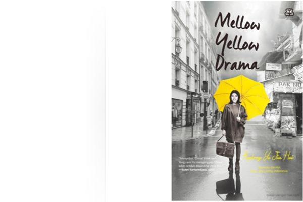 """Buku Karya Audrey """"Melow Yellow Drama."""" - Repro"""