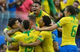 Pemain Brasil Ramai-ramai Komentari Pernyataan Kontroversial Messi