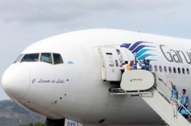 TRANSPORTASI LAYANAN HAJI : Status Pesawat Dinyatakan…