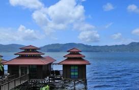 Makin Dangkal, Danau Tondano Dikeduk. Anggarannya Rp138,6 Miliar