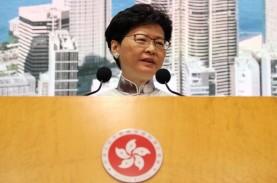 Amandemen UU Ekstradisi Hong Kong Gagal