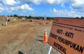 Hutama Karya Siapkan Rp842 Miliar Talangi Lahan Tol Banda Aceh—Sigli
