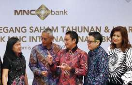 Dana Pihak Ketiga Bank MNC Masih Tumbuh Dua Digit