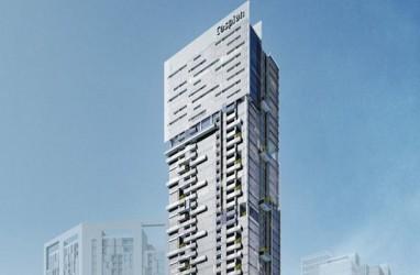 Apartemen di Grand Sungkono Lagoon Segera Tutup Atap