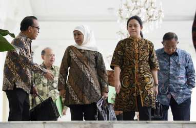 Ratas Percepatan Pembangunan Jatim, Presiden Jokowi Puji Infrastruktur dan Budaya Kerja di Jawa Timur