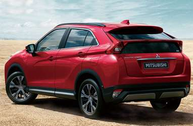 Mitsubishi Perkenalkan Eclipse Cross dan Outlander PHEV