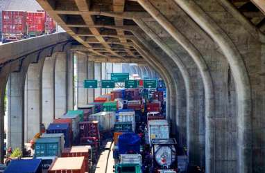 Akses ke Pelabuhan Tanjung Priok Selalu Macet : Ini Keluhan Pelaku Industri