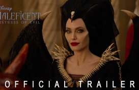 Disney Rilis Trailer Film Sekuel Fantasi Kegelapan 'Maleficent'