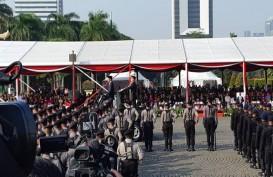 HUT Bhayangkara ke-73, Lima Instruksi Jokowi untuk Polri