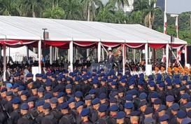 HUT Bhyangkara ke-73 Libatkan 4.000 Personil dan 7 Resimen TNI
