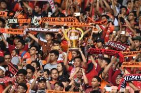 Persija vs Persib : Harga Tiket Rp95.000 Dianggap…