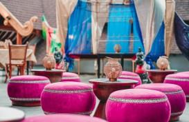 SaigonSan Rooftop Tawarkan Kuliner Festival Pasar Malam di Indocina