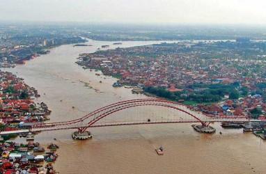 Pemkot Palu Gelontorkan Rp59 Miliar Bangun Jembatan Palu V