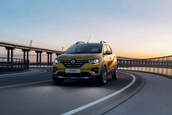 New Renault Triber. - Foto Renault