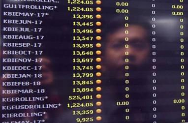 Volume Transaksi Bursa Berjangka di Rifan Naik 10,50 Persen