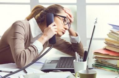 Ini 7 Cara Mengatasi Stres di Tempat Kerja