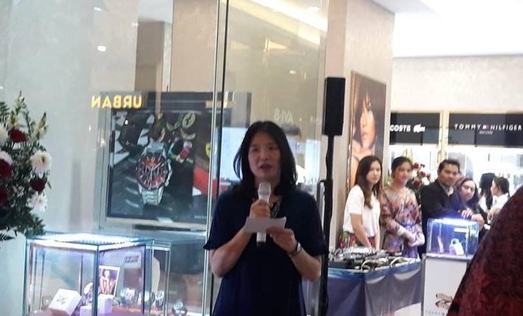 Seon Joo, Head of Marketing Tommy Hilfinger Asia Pacific, Rabu (10/7/2019). JIBI/Bisnis - Ria Theresia Situmorang
