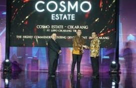 Cosmo Estate Milik Lippo Cikarang Raih PIA 2019