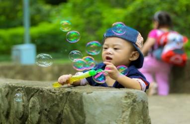 Bermain, Stimulasi Terbaik untuk Anak