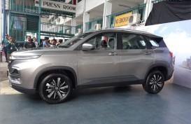 Wuling Almaz Diekspor ke Thailand Pakai Merek Chevrolet