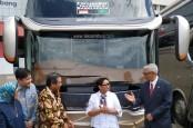 Laksana Bus Terapkan Kursi Penumpang Berstandar Global