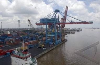 HUB EKSPOR IMPOR : Terminal Kijing jadi Gerbang Utama