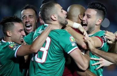 Hasil Piala Afrika, Tunisia & Aljazair Lolos ke Semifinal