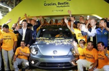 Produksi Berakhir, Selamat Tinggal VW Beetle