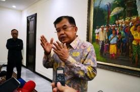Wapres Jusuf Kalla Sindir Kepala Daerah yang Sibuk…