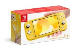 Nintendo Rilis Switch Lite pada September Tahun Ini