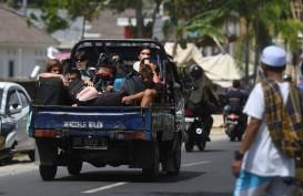 NTB Pasang Rambu Jalur Evakuasi Saat Terjadi Tsunami di 80 Titik
